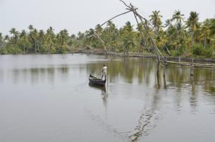 Keralan Fisherman