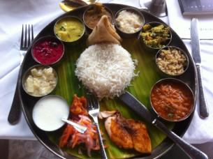 malabar house thali